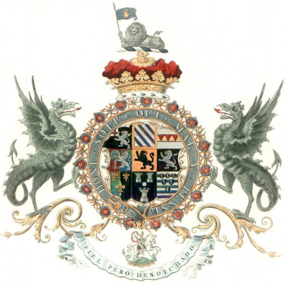 1st_Duke_of_Marlborough_arms