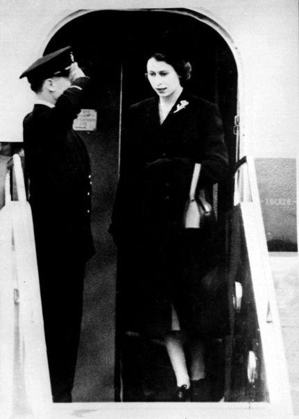 1952- Queen Elizabeth II